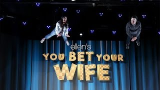 Download Ellen and Andy Play 'You Bet Your Wife' Video
