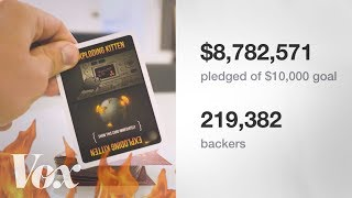 Download Crowdfunding, explained by Exploding Kittens Video