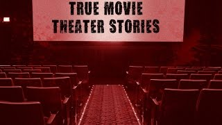 Download 3 Creepy REAL Movie Theater Horror Stories Video