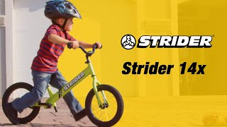Download The Strider 14x Sport - Instant Riding Success Video