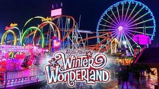 Download Hyde Park Winter Wonderland Vlog November 2019 Video
