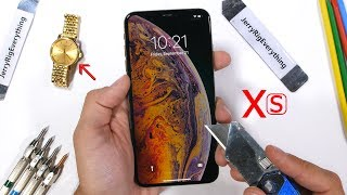 Download iPhone Xs MAX Durability Test - How weak is the big iPhone? Video
