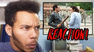 Download The Walking Dead Season 7 Episode 11 ″Hostiles and Calamities″ REACTION! Video
