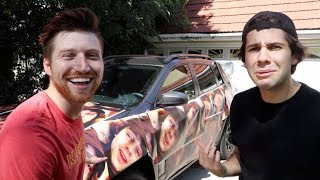 Download PRANKING DAVID DOBRIK REALLY GOOD!! Video