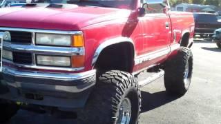 Download 1994 Chevrolet Silverado Lifted Video