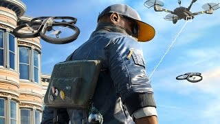 Download Drone Racing in Watch Dogs 2 Video