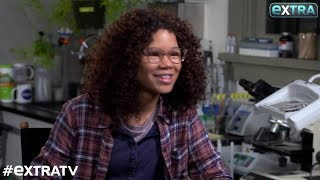 Download What Storm Reid Learned from 'A Wrinkle in Time' Co-Stars Oprah Winfrey & Reese Witherspoon Video