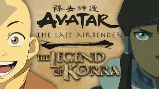 Download The Legend of Korra: Deconstructing a Legacy | Avatar Analyis Part 1 Video