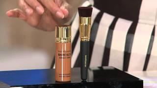 Download bareMinerals bareSkin Sheer Sun Serum Bronzer & Brush with Gabrielle Kerr Video