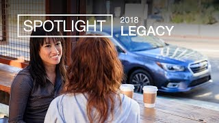 Download The New 2018 Subaru Legacy   Spotlight Video