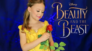 Download Disney's Beauty and the Beast Belle Makeup Tutorial Video