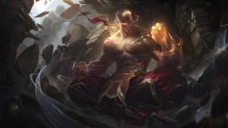 Download God Fist Lee Sin Voice - Português Brasileiro (Brazilian Portuguese) - League of Legends Video