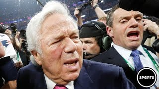 Download Robert Kraft BUSTED In Prostitution Ring Video