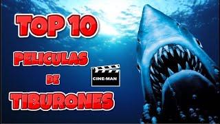Download TOP 10 - Las mejores películas de tiburones. Video