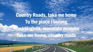 Download John Denver ♥ Take Me Home, Country Roads (The Ultimate Collection) with Lyrics Video
