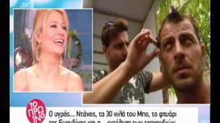 Download Survivor: Ο Ντάνος κάνει μπάνιο και η Σκορδά σχολιάζει Video