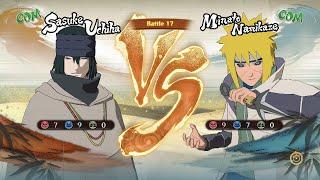Download Naruto Shippuden: Ultimate Ninja Storm 4, Sasuke Uchiha (Last) VS Minato Namikaze! Video