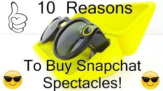 Download 10 Reasons To Buy Snapchat Spectacles! Video
