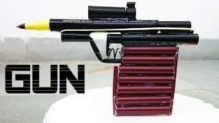 Download How to Make a Toy Gun using Sketch Pen Video