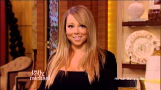 Download Mariah Carey on Live With Kelly & Michael Video