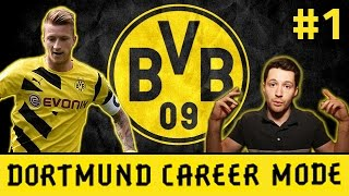Download Dortmund Career Mode #1 - LET US BEGIN! - Fifa 15 Video