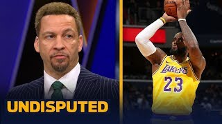 Download Chris Broussard defends LeBron over Scottie Pippen's comments about MJ and Kobe | NBA | UNDISPUTED Video