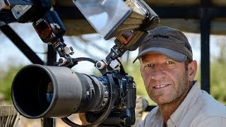 Download Chris McLennan & Nikon on Shooting Wildlife in Africa Video