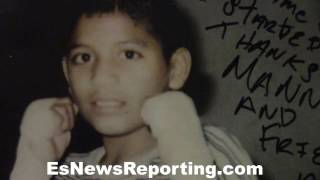 Download Story on Abner Mares when he was a kid - EsNews Boxing Video