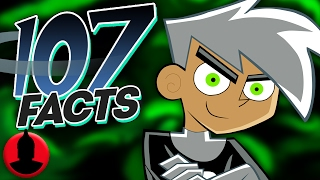Download 107 Danny Phantom Facts YOU Should Know! Feat. Butch Hartman (107 Facts S5 E11) | ChannelFrederator Video
