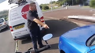 Download Stupid, Crazy & Angry People Vs Bikers 2017 | Road Rage ″THIS IS MADNESS!″ Video