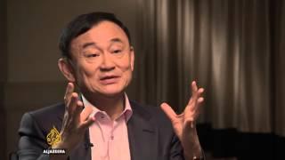 Download Talk to Al Jazeera - Thaksin: Let Thailand return to democracy Video