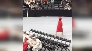 Download Teen Defends Walking Out High School Graduation After Facing Backlash Video