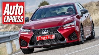 Download New Lexus GS F review Video