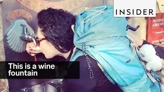 Download This is a wine fountain Video
