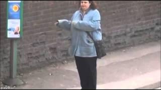 Download Dancing Queen bus stop ft. Alesha Dixon - Knock Down Video