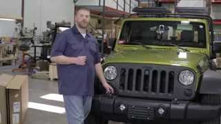 Download In the Garage with Performance Corner: Vision X Fog Light Replacement Kit for Jeep JK Video