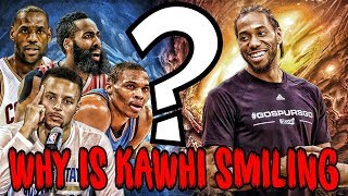 Download The SECRET To Why Kawhi Leonard Started Smiling Video