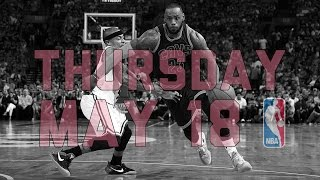 Download NBA Daily Show: May 18 - The Starters Video