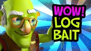 Download MASTER LOG BAIT! Unstoppable Grand Challenge Deck! - Clash Royale Video