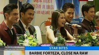 Download BT: Barbie Forteza, close na raw sa kanyang 4 na leading men Video