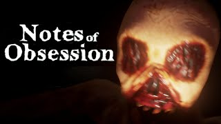 Download NOTES OF OBSESSION - Well, This Is Terrifying. Video