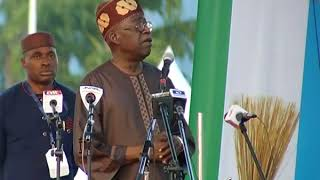 Download Tinubu's Speech at APC National Convention Video