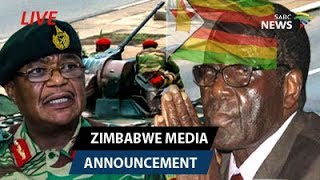 Download ZIMBABWE STATE OF NATION ADDRESS BY PRES MUGABE: 19 Nov 2017 Video