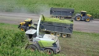 Download Robinson Farms 2018 Corn Silage Harvest Video