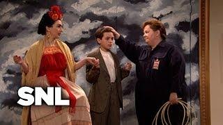 Download Art Exhibit - Saturday Night Live Video