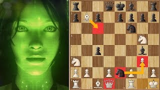Download Crazy Queen Sacrifice Against AI Leela Chess Zero Video