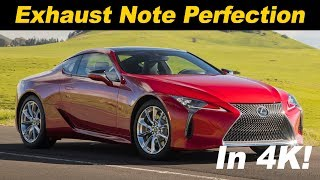 Download 2018 Lexus LC 500 First Drive Review In 4K UHD! Video