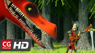 Download CGI Animated Short Film ″Song of The Knight″ by Steven Ray | CGMeetup Video