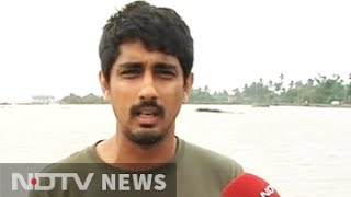 Download Freaked out after losing home for first time: Actor Siddharth to NDTV Video