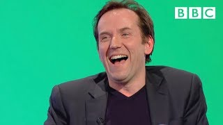 Download Does Ben Miller have four friends with rhyming names? | Would I Lie to You? - BBC One Video